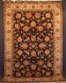 Bijar Carpets With Fine Knotting