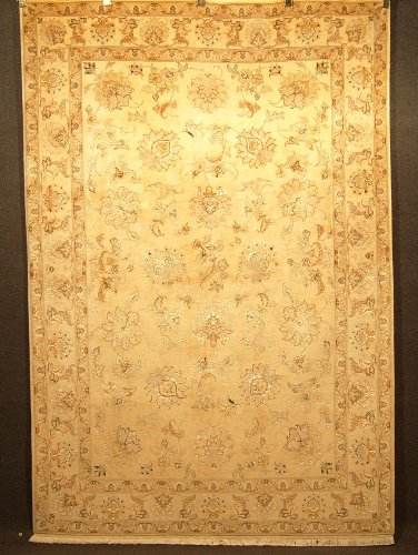 Light Coloured Tabriz Gold
